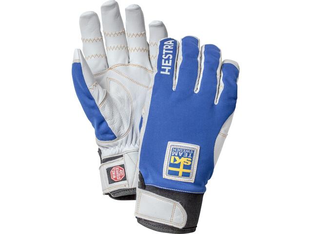 Hestra Ergo Grip Active Gloves royal/gul